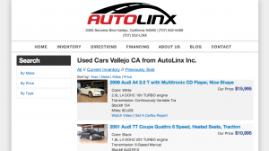 Used Cars Vallejo
